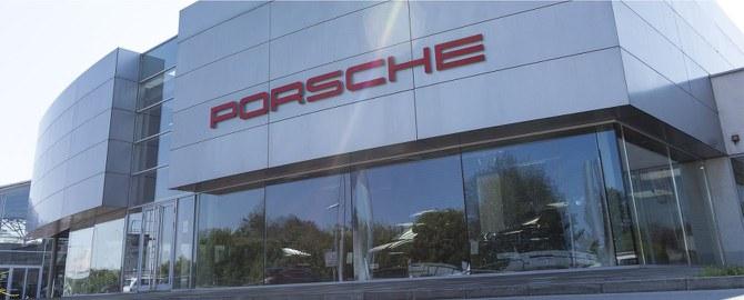 Porsche Beograd Ada